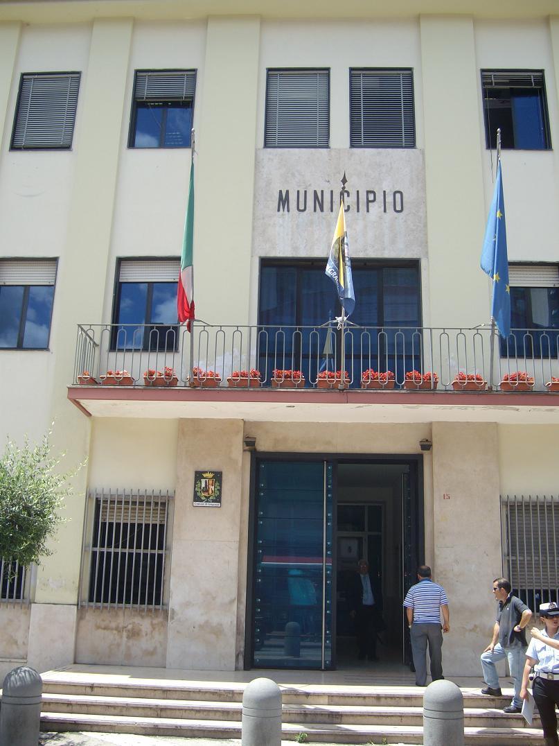 gragnano municipio
