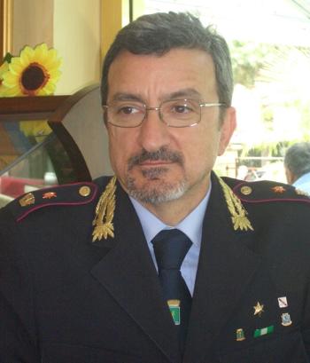 Comandante Giuseppe Formisano