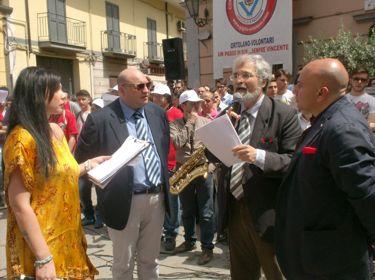 2. F. Coppola-A. Ruggiero- A. Castaldo-L. D'Amato
