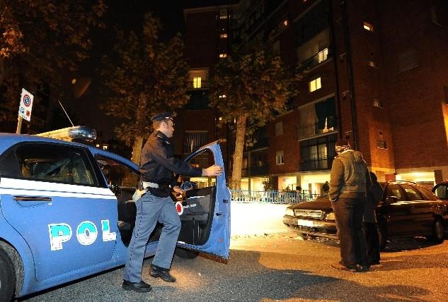 Polizia-Sera