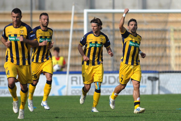 FC Pro Vercelli v SS Juve Stabia - Serie B
