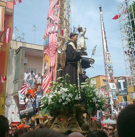 Festa dei Gigli di Brusciano