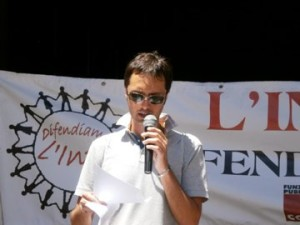 Pasquale Cesarano - Assemblea Inps Roma -