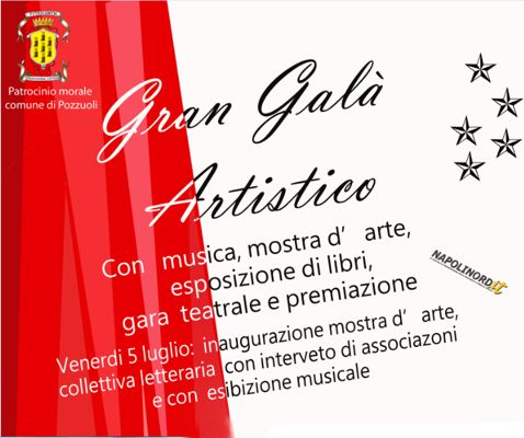 gran gala artistico