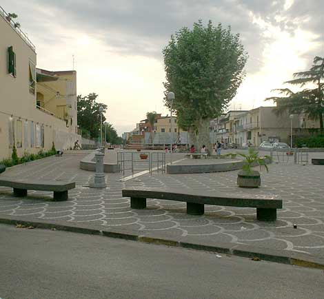Piazza-XI-Settembre-a-Brusciano