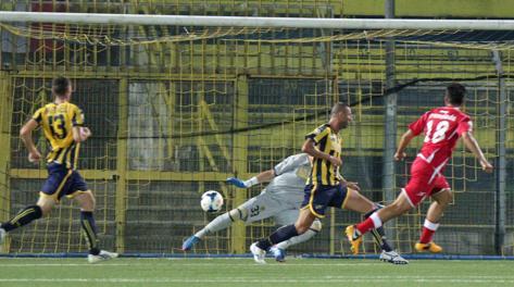 Il goal di Tremolada