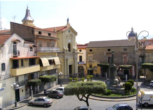 piazza castello acerra
