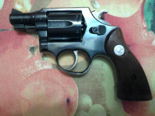 Revolver Taurus 38 Special