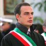 Il sindaco Francesco Pinto