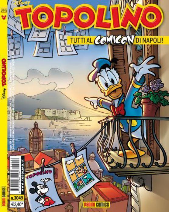 Apre il Comicon di Napoli
