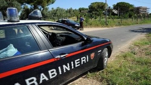carabinieri campagna