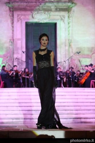 Foto abito Brigida Lorusso - Vincitrice Premio Moda al Cinema