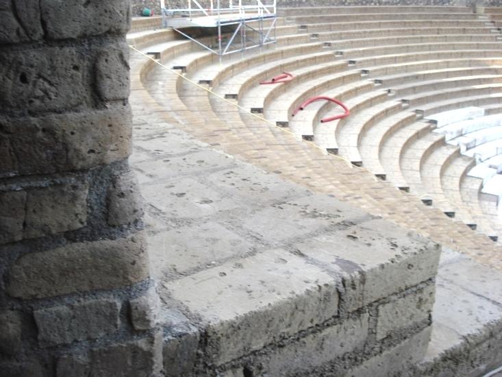 teatro grande di pompei