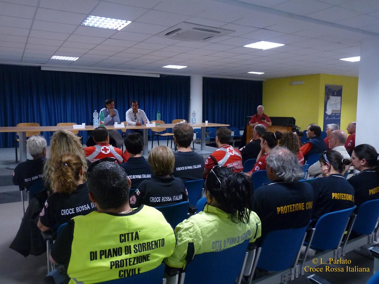 Presentazione Croce Rossa a Piano di Sorrento - Ph L Parlato (2)