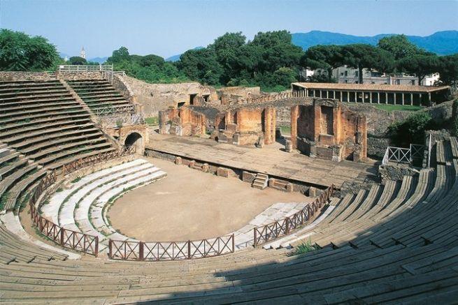 POMPEII THEATRUM MUNDI 2018 teatro grande di pompei
