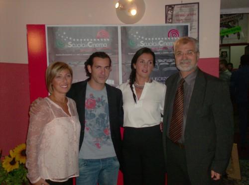 1. Marinella Gifuni-Fabrizio Denaro-Candida Gifuni-Antonio Castaldo