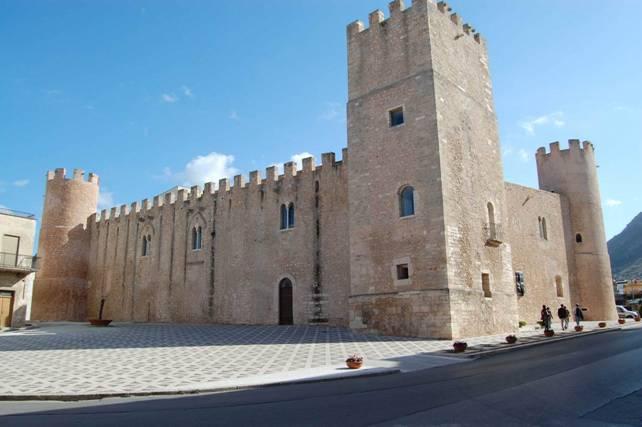 castello di Alcamo