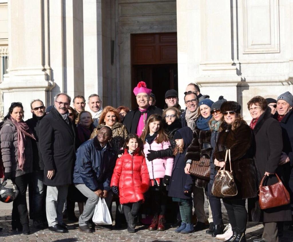 pompei vescovo