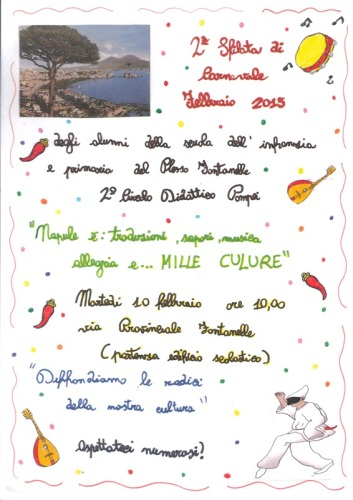 Locandina Carnevale Fontanelle 2015