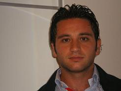 Il consigliere Francesco Iovino (Pd)