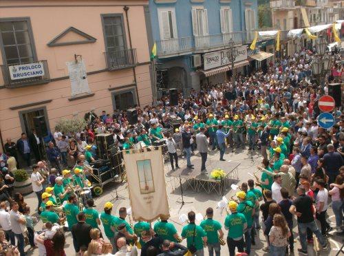 3. Questua Giglio Gioventù - Brusciano 26.4.2015
