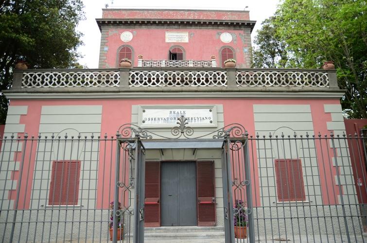 il Reale Osservatorio Vesuviano