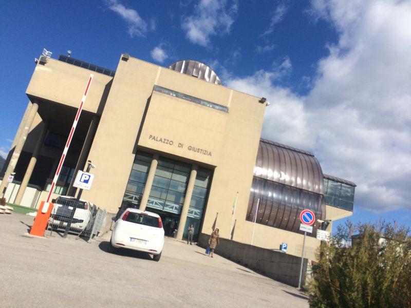 tribunale Torre Annunziata alfonso cesarano