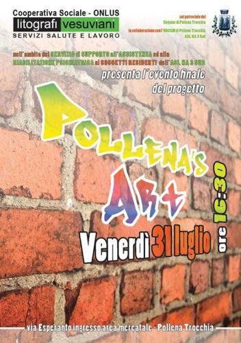 Pollena's Art - Locandina
