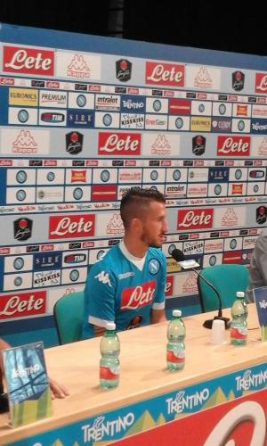 Valdifiori conferenza stampa