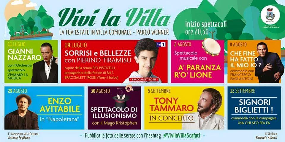 Villa Jubea Napoli