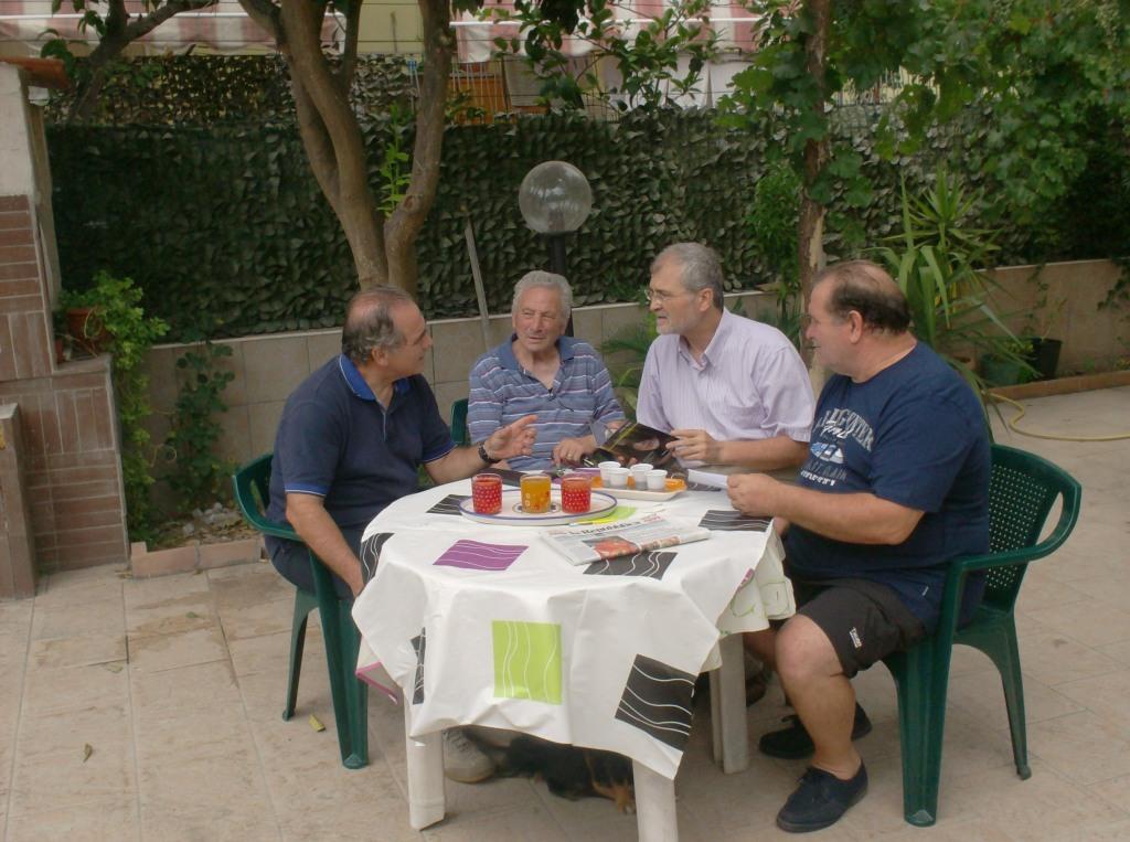 Giuseppe Mocerino, Lorenzo Esposito, Antonio Castaldo, Giovanni Mocerino