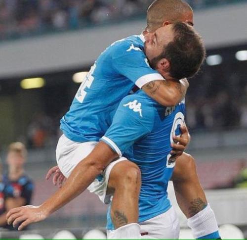 Napoli Higuain Gol