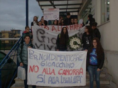 2. Mariglianella Marcia in Memoria Gioacchino Coastanzo - 23.11.2015