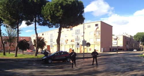 carabinieri piano napoli