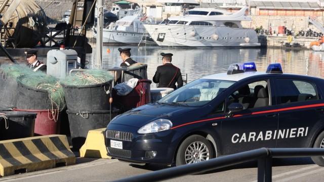I-Carabinieri porto