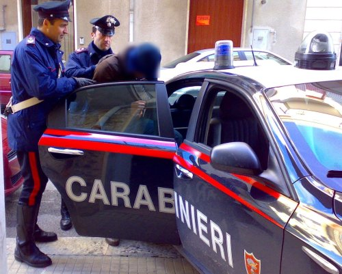 arresto-carabinieri inverno