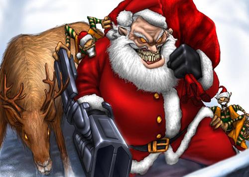 Babbo Natale Cattivo.Caro Babbo Natale Resta Come Sei