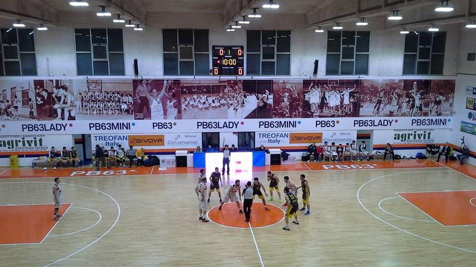 Treofan Battipaglia - Nuova Polisportiva Stabia