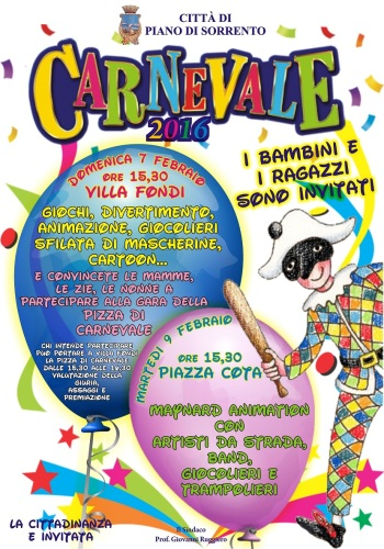 Manifesto Carnevale Piano di Sorrento (1)