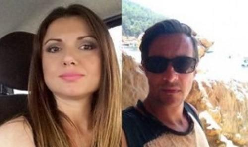 Carla Ilenia Caiazzo e Paolo Pietropaolo