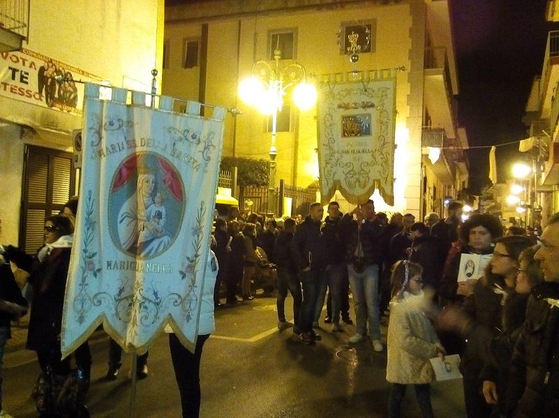Via Crucis Mariglianella 25.3.2016