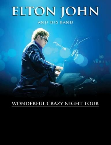 Elton John Pompei