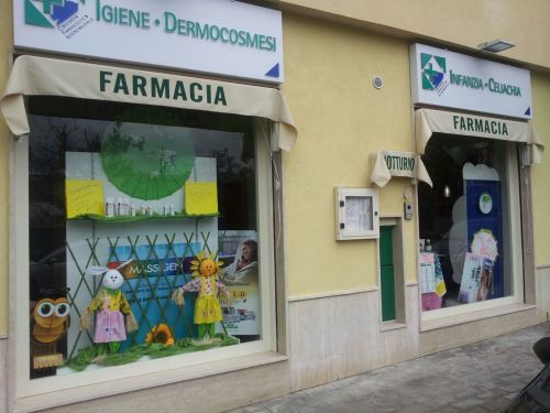 farmacia comunale Salerno 1 -via Tusciano