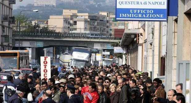 Ricercato per rapina chiede permesso di soggiorno for Questura di rimini ufficio immigrazione permesso di soggiorno
