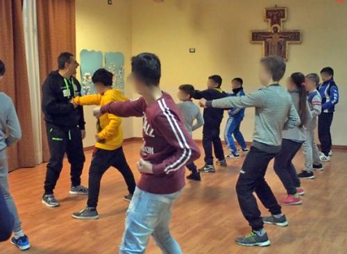 taekwondo oratorio
