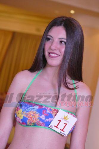 Lia Pondo, Miss il Gazzettino vesuviano