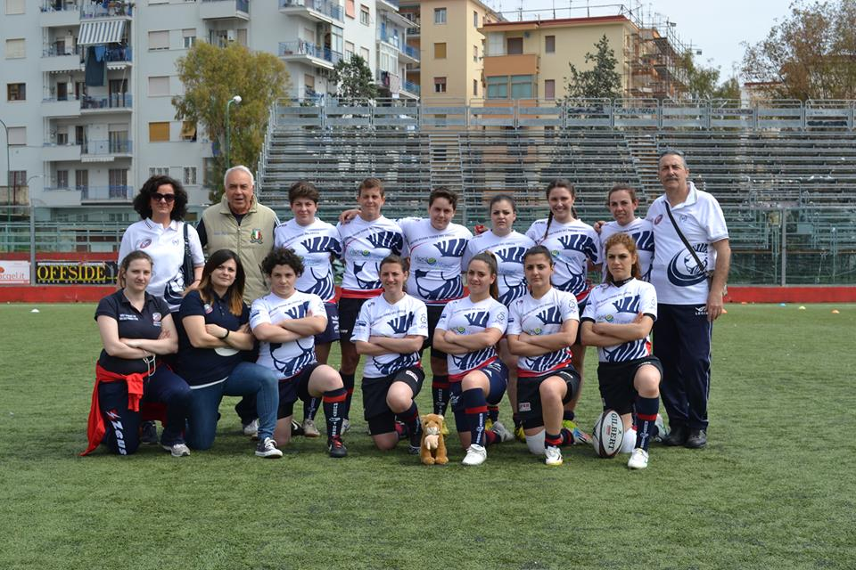 Torre Rugby Lioness