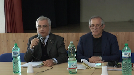 da sinistra Bruno Miele e Pietro Chiacchio