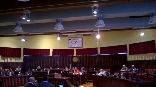 Scafati - consiglio comunale con maggioranza assente