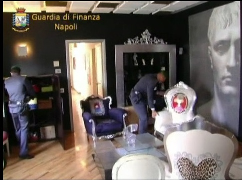 villa casalesi gomorra